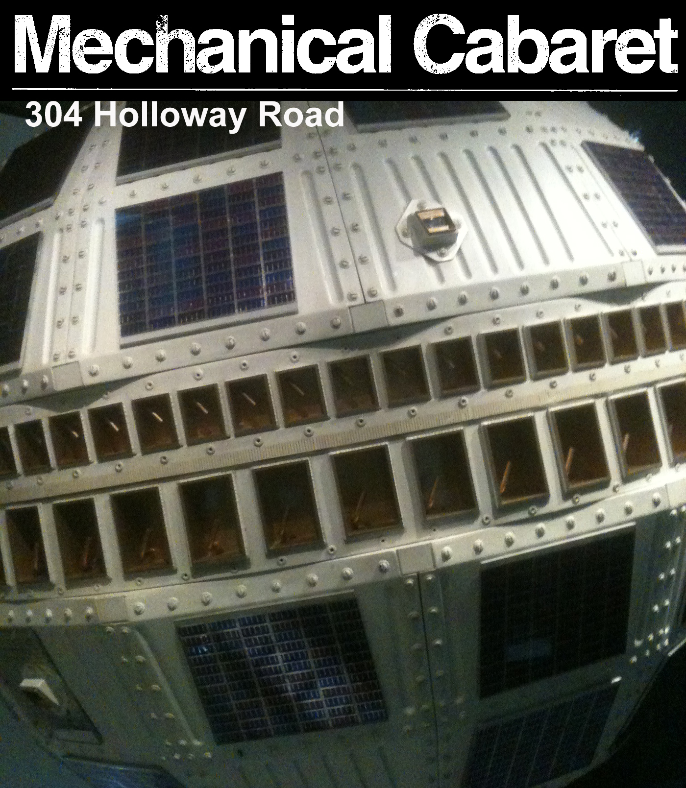 Mechanical Cabaret 304 Holloway Road single